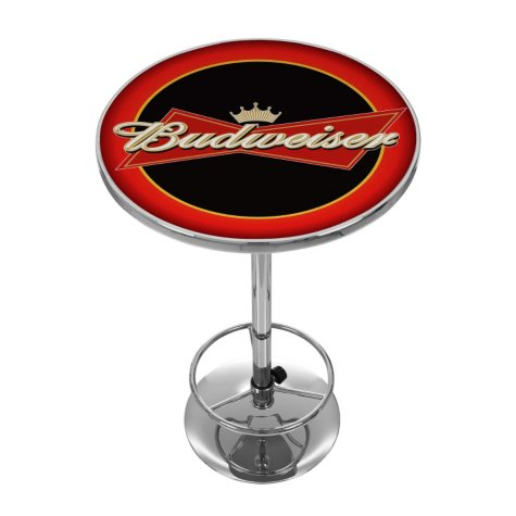Budweiser Pub Table (Assorted Styles)