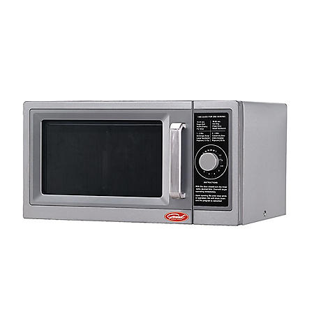 GEW1000D MICROWAVE WITH DIAL