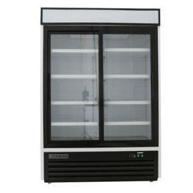 Maxxium X-Series Merchandiser Refrigerator with Glass Door (48 cu. ft.)