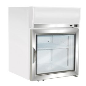 MXM1-2.5F Countertop Merchandiser/Freezer