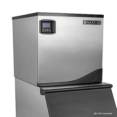 "Maxx Ice 22"" Wide Full Dice Ice Machine (360 lbs.)"