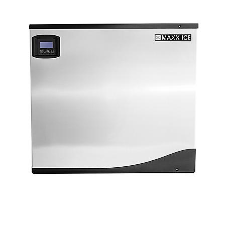 "Maxx Ice 30"" Wide Full Dice Ice Machine (500 lbs.)"