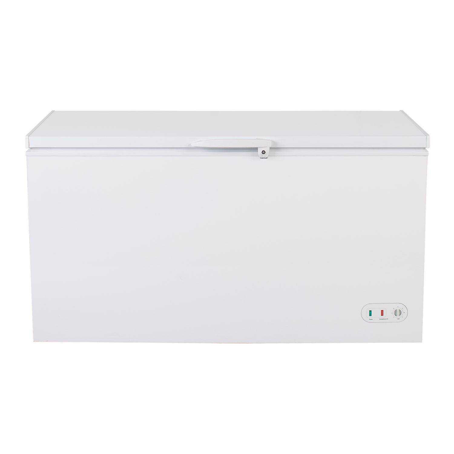 Maxx Cold Chest Freezer, Solid Top with 15.9 cu.ft. Capacity