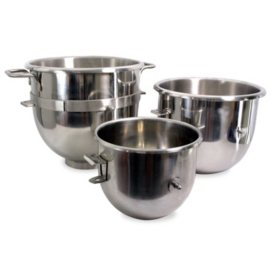 Commercial Mixing Bowl Attachment for General GEM 130 Mixer