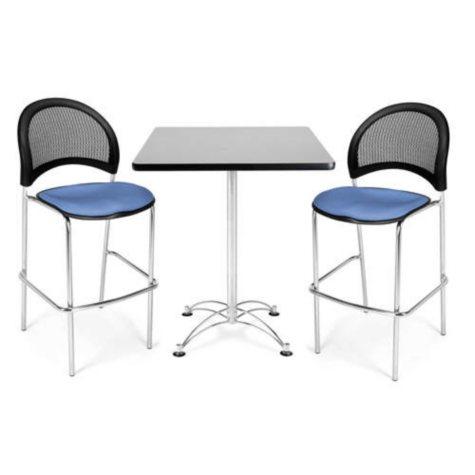 Café-Height Table & Chair Set - 3 pc.
