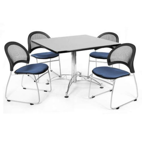 Moon Series Table and Chair Set - 5 pc.