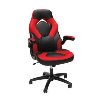 OFM Essentials Collection Racing Style Bonded Leather Gaming Chair, Choose a Color (ESS-3085)