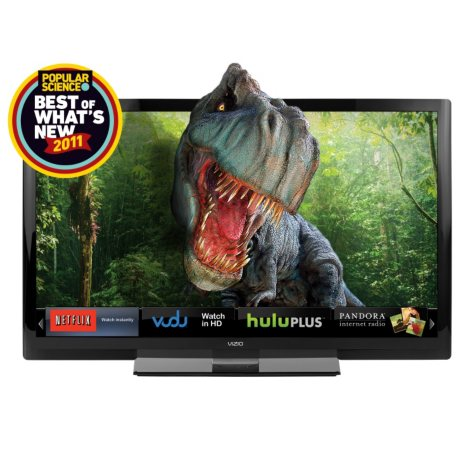 "42"" VIZIO 3D Edge Lit Razor LED LCD 1080p 240Hz SPS HDTV"