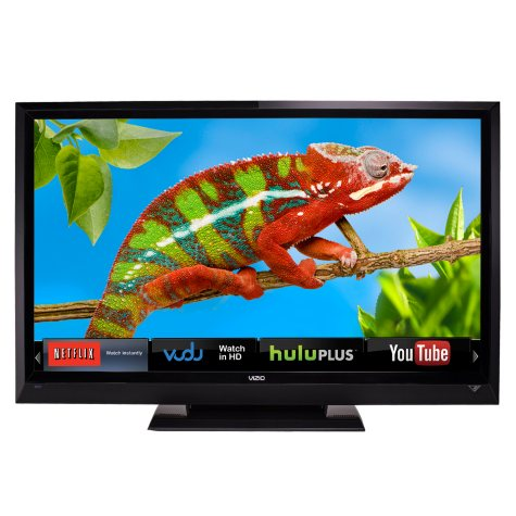 "55"" VIZIO LCD 1080p 120Hz HDTV w/ Internet Apps"