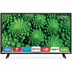 "VIZIO 39"" Class Full-Array LED Smart HDTV, D39f-E1"