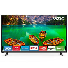 "VIZIO 43"" Class UHD Full-Array LED Smart TV – D43-E2"