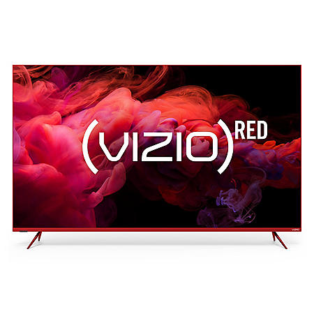 "VIZIO P-Series® (RED) 55"" Class 4K HDR Smart TV - P55RED-F1"