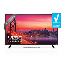 VIZIO SmartCast 48 Class Ultra HD Home Theater Display w/ Chromecast - E48u-D0