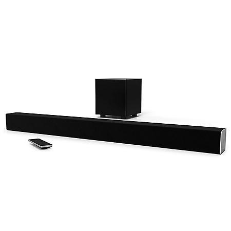 "VIZIO SmartCast 38"" 2 1 Sound Bar System"