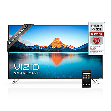 "VIZIO SmartCast 70"" Class Ultra HD HDR Home Theater Display"