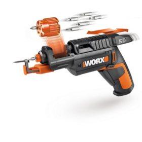 WORX Cordless Semi-Automatic Driver w/Screw Holder