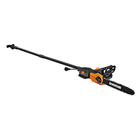 """Worx 10"""" Electric Corded Pole Saw - 8 Amp"""