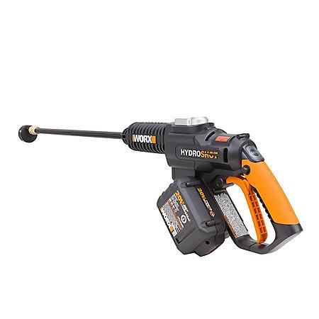 WORX  20V Power Share HydroShot Portable Power Cleaner
