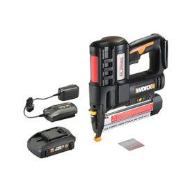 20V Power Share 18-Gauge Brad Nail/Staple Gun with NailForce Technology