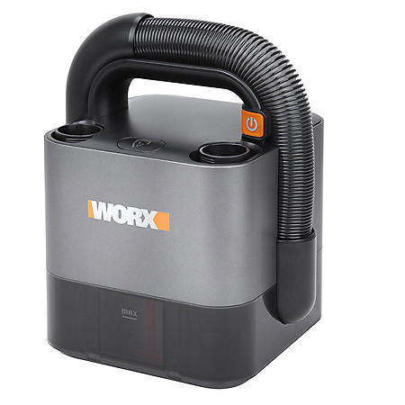 WORX 20V Power Share Cordless Portable Compact Vacuum
