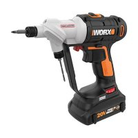 Worx 20V Power Share Switchdriver Cordless Drill with Dual Chucks