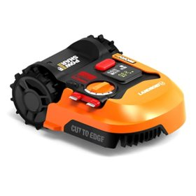 WORX Landroid M ? ? acre Cordless Robotic Lawnmower + Garage Accessory