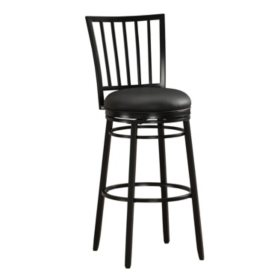Marvelous Bonita Stool Black Sams Club Machost Co Dining Chair Design Ideas Machostcouk