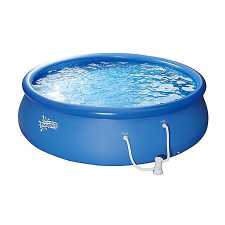 Summer Escapes 18' Quick Set Pool - Sam's Club