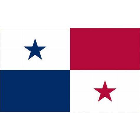 Panama 3'X5' Nylon Flag