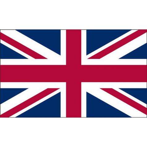 UK 3'X5' Nylon Flag