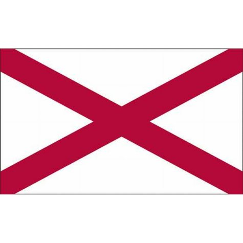 Alabama 3' x 5' Nylon Flag
