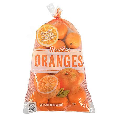Large Seedless Oranges (8 lb.)