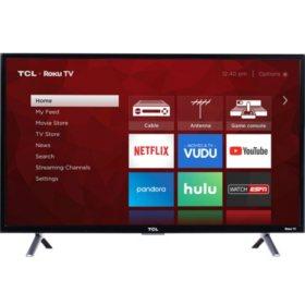 "TCL 32"" Class HD Roku Smart TV - 32S305"