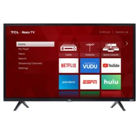 "TCL 32"" Class 3-Series HD LED Roku Smart TV - 32S325"