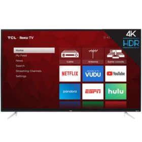 "TCL 50"" Class 4K Ultra HD Roku Smart TV - 50S423"
