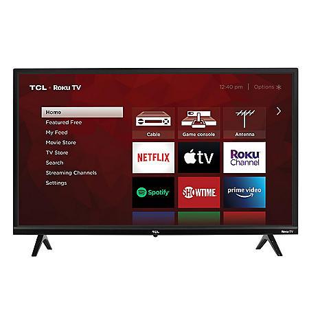 "TCL 32"" Class HD Roku Smart TV - 32S335"