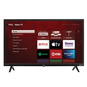 "TCL 32"" Class HD Roku Smart TV - 32S335"