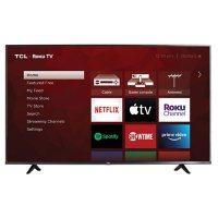 "TCL 50"" Class 4K Ultra HD Roku Smart TV - 50S433"