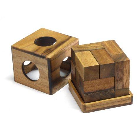 Crazy Cube Puzzle