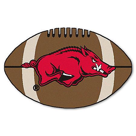 NCAA - University of Arkansas Football Mat