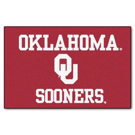 NCAA - University of Oklahoma Starter Mat
