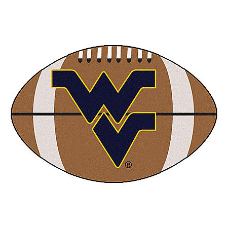 NCAA - West Virginia University Football Mat