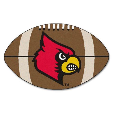 NCAA - University of Louisville Football Mat