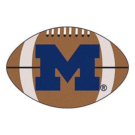 NCAA - University of Michigan Football Mat