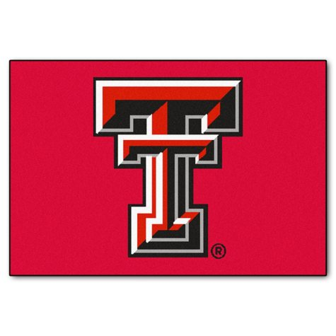 NCAA - Texas Tech University Starter Mat