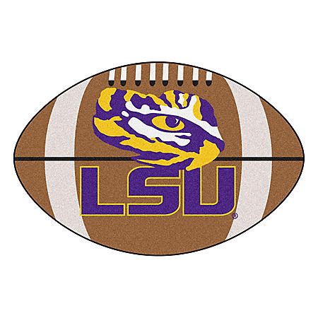 NCAA - Louisiana State University Football Mat