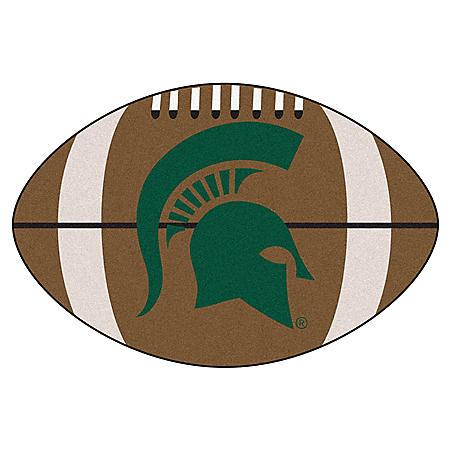 NCAA - Michigan State University Football Mat