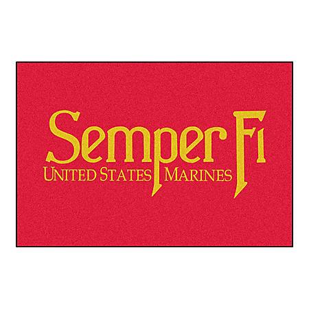 U.S. Marines Doormat
