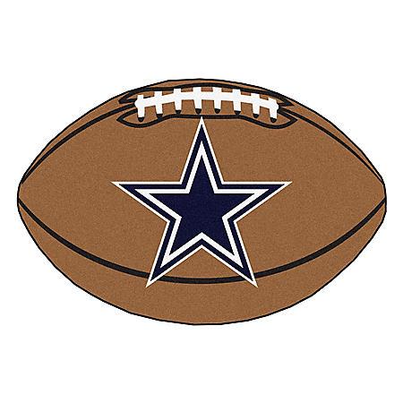 NFL - Dallas Cowboys Football Mat