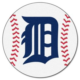 MLB - Detroit Tigers Baseball Mat